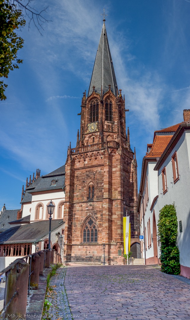 Stiftsbasilika_Aschaffenburg